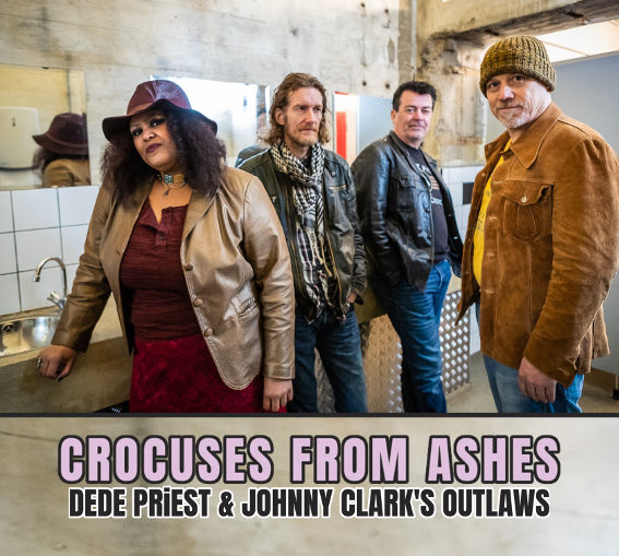 CD Cover CROCUSES FROM ASHES